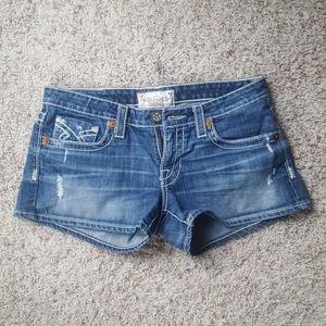 "Big Star ""Liv"" Shorts"